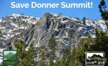Save Donner Climbing Forever!